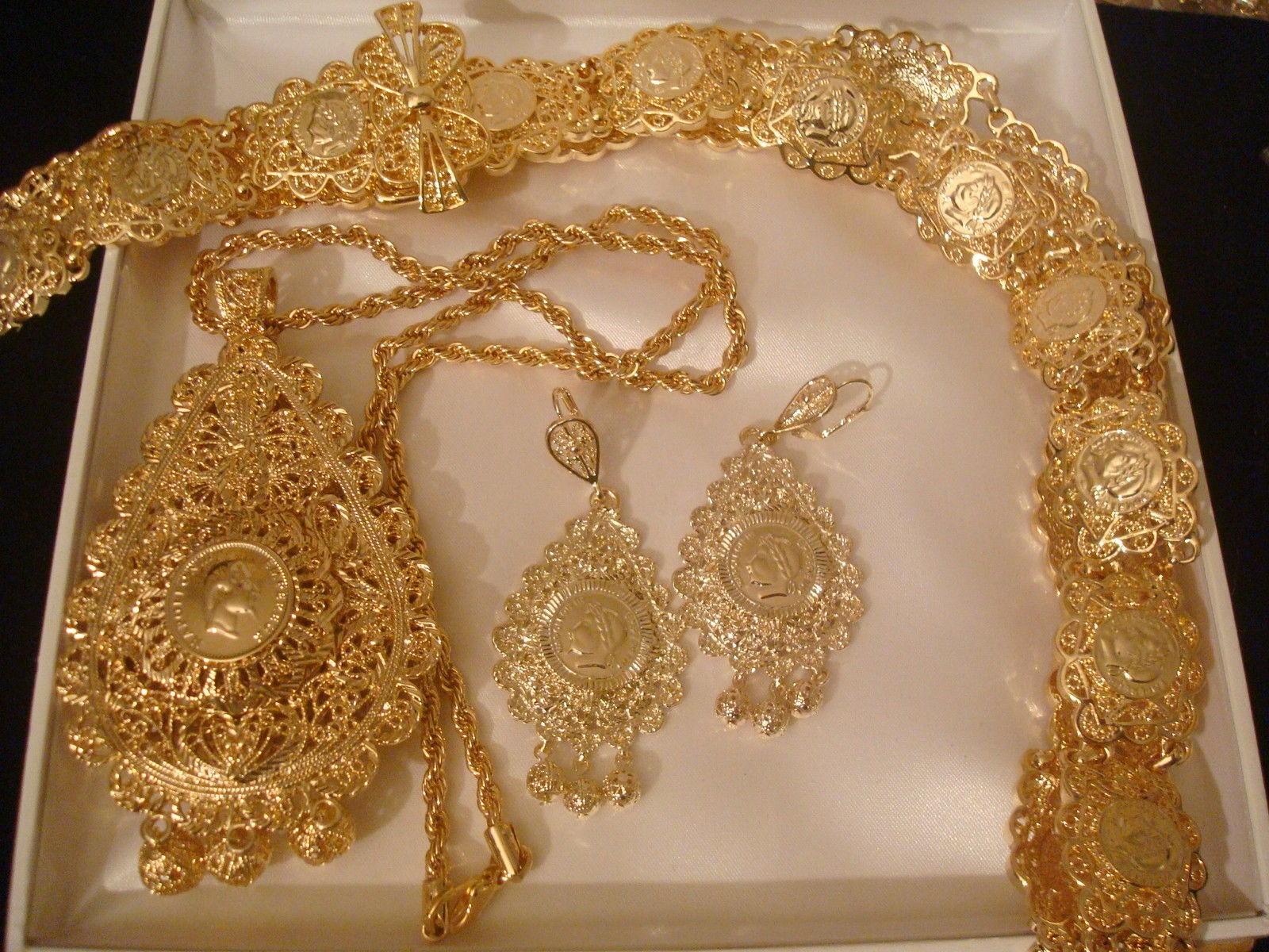 Parure bijoux mariage oriental pas cher for Bijoux orientaux mariage