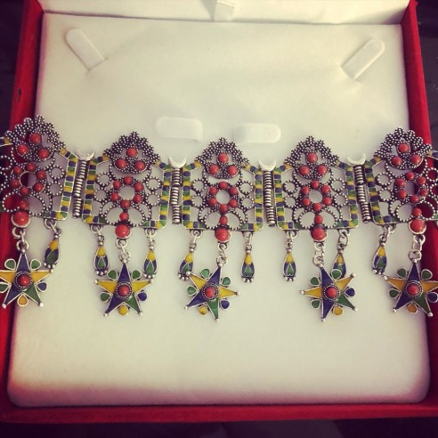 Couronne de front kabyle