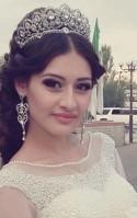 Diadème mariage argenté ou doré mariage